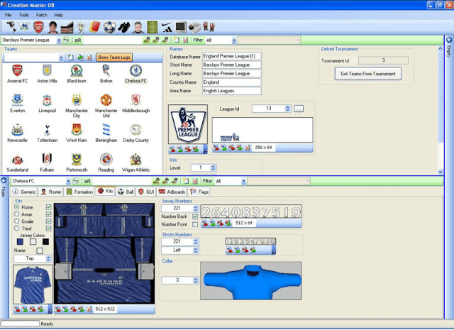 Creation Master 08 Software Creation Master 08 Version 8 5