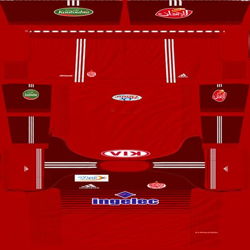 64e39 Wac 1 Kits Botola FIFA 08