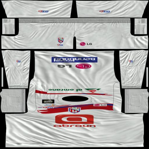 A97a7 Mat 3 Kits Botola FIFA 08