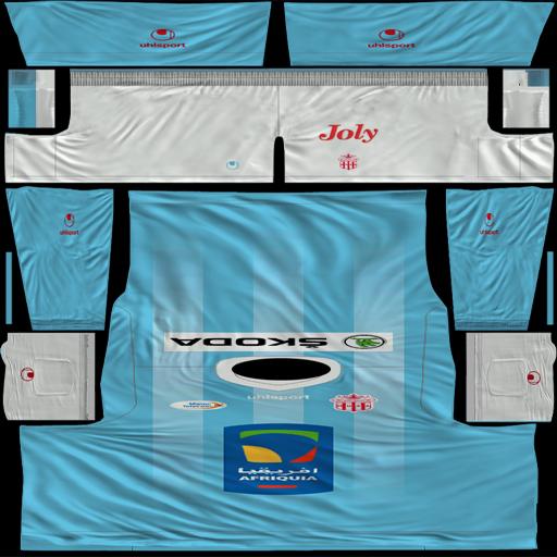 Aca54 Husa 3 Kits Botola FIFA 08