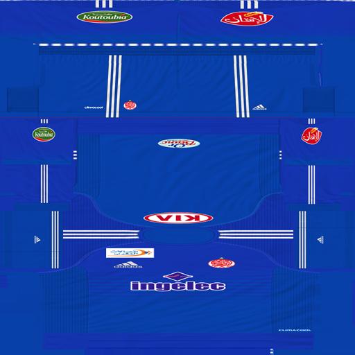 D90c3 Wac 3 Kits Botola FIFA 08