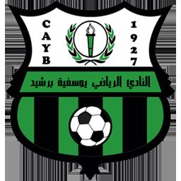 CAYB Youssoufia Berrechid Logos Botola 1 038 2