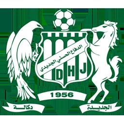 DHJ Difaa El Jadida Logos Botola 1 038 2