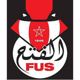 FUS FUS Rabat Logos Botola 1 038 2