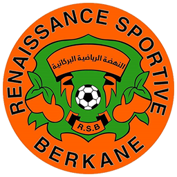 RSB Renaissance Berkane Logos Botola 1 038 2