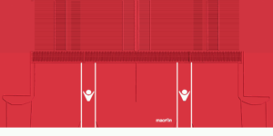 WAC 2B3s 300x150 Kits Wydad Casablanca 2019 2020