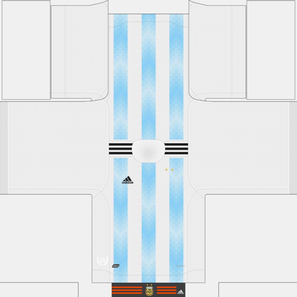 1 8 Kits Argentina 2018 2019
