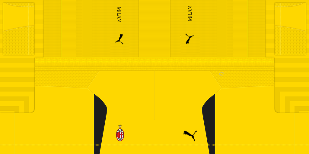 AC Milan Away GK Shorts 1024x512 Kits AC Milan 2019 2020