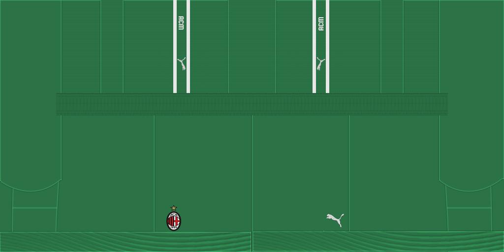 AC Milan Home GK Shorts 1024x512 Kits AC Milan 2019 2020