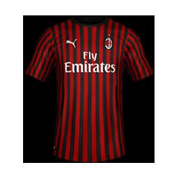 AC Milan Home MiniKit Kits AC Milan 2019 2020