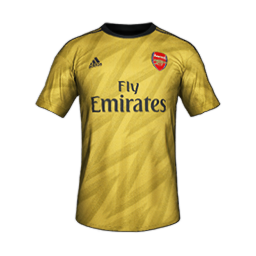AWAY 3 Kits Arsenal 2019 2020 RX3 Added