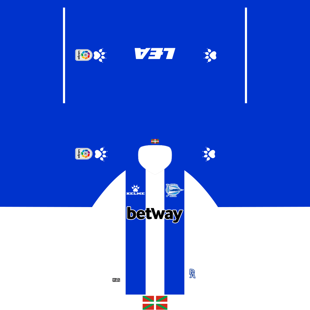 Alav S Home Kit Kits Deportivo Alav S 2019 2020