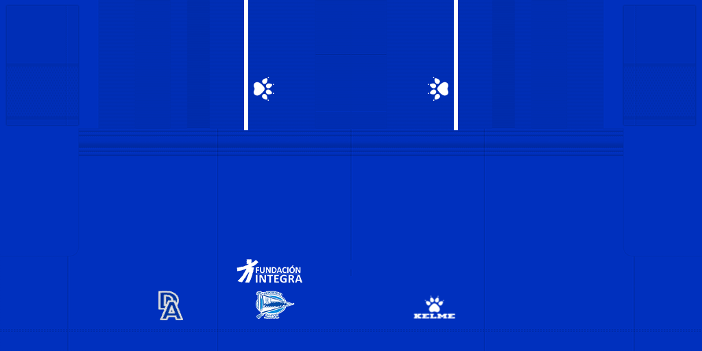 Alav S Home Shorts 1024x512 Kits Deportivo Alav S 2019 2020