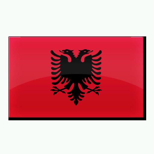 Albania Logos National Teams 512 215 512