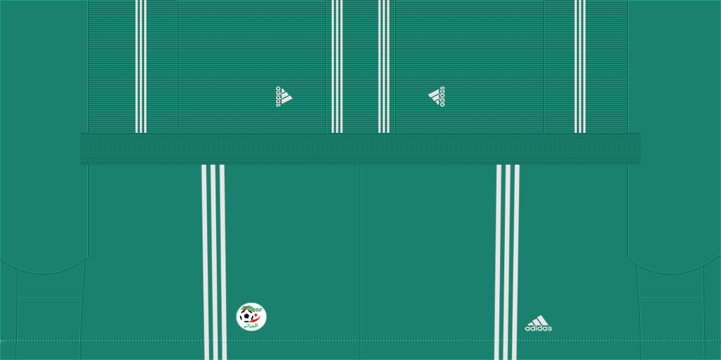 Algeria Away Shorts 1024x512 Kits Algeria 2019 2020