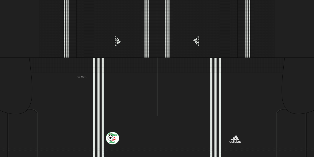 Algeria GK Shorts 1024x512 Kits Algeria 2019 2020