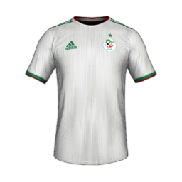 Algeria Home MiniKit Kits Algeria 2019 2020