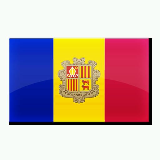 Andorra Logos National Teams 512 215 512