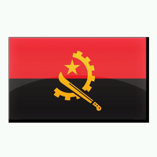 Angola Logos National Teams 512 215 512
