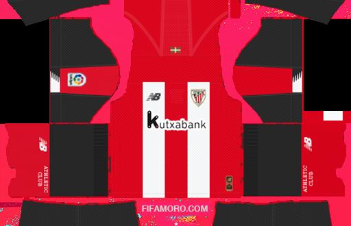 DLS   Athletic Bilbao Kits & Logo   2019/2020 - DLS Kits ...