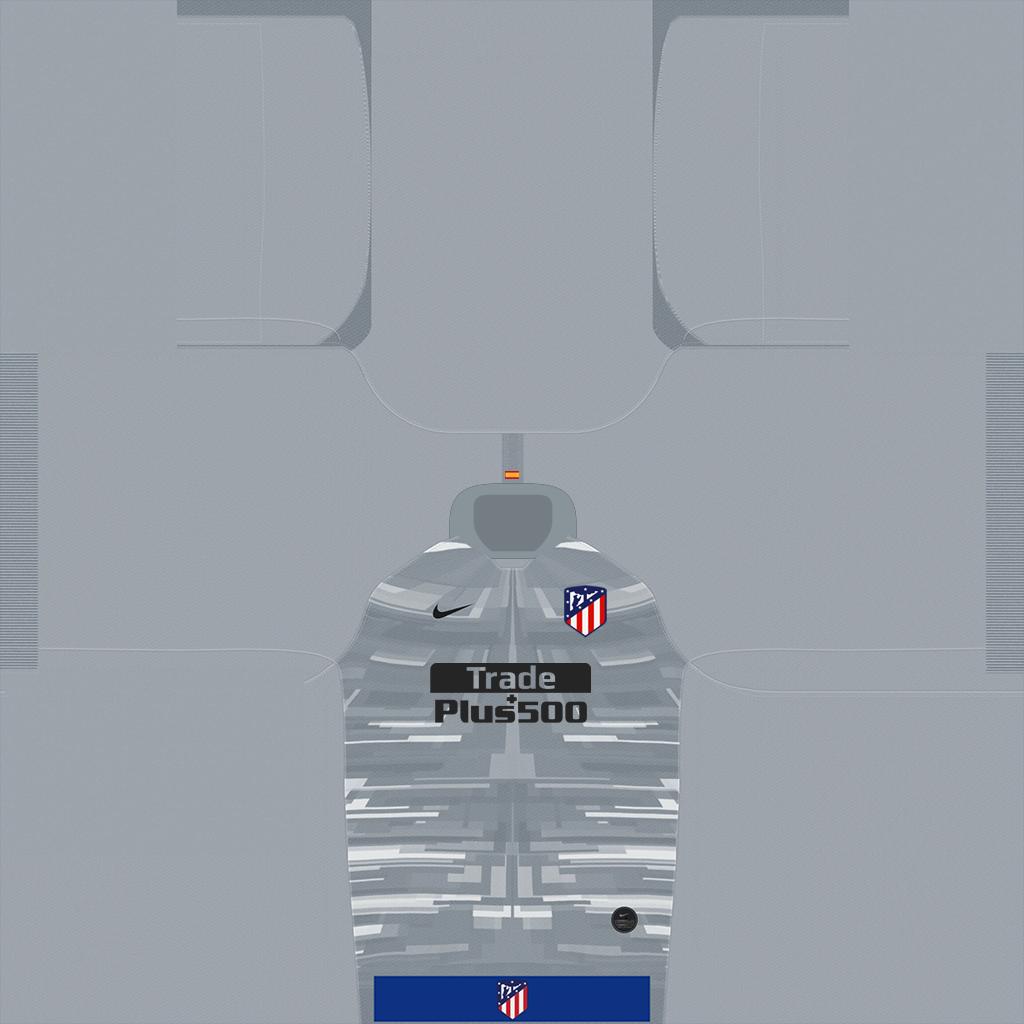 Atl Tico Madrid Goalkeeper Away Kit Kits Atl Tico Madrid 2019 2020 Updated