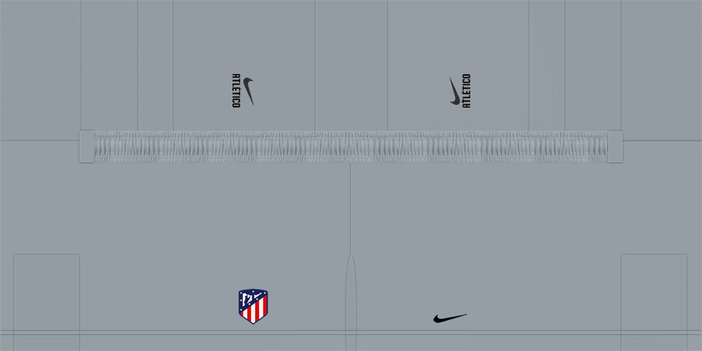 Atl Tico Madrid Goalkeeper Away Shorts 1024x512 Kits Atl Tico Madrid 2019 2020 Updated