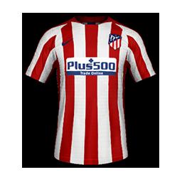 Atl Tico Madrid Minikit Home Kits Atl Tico Madrid 2019 2020 Updated
