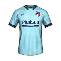 Atletico Madrid Third MiniKit Kits Atl Tico Madrid 2019 2020 Updated
