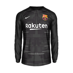 Barcelona Goalkeeper Away MiniKit Kits FC Barcelona 2019 2020 RX3 Added