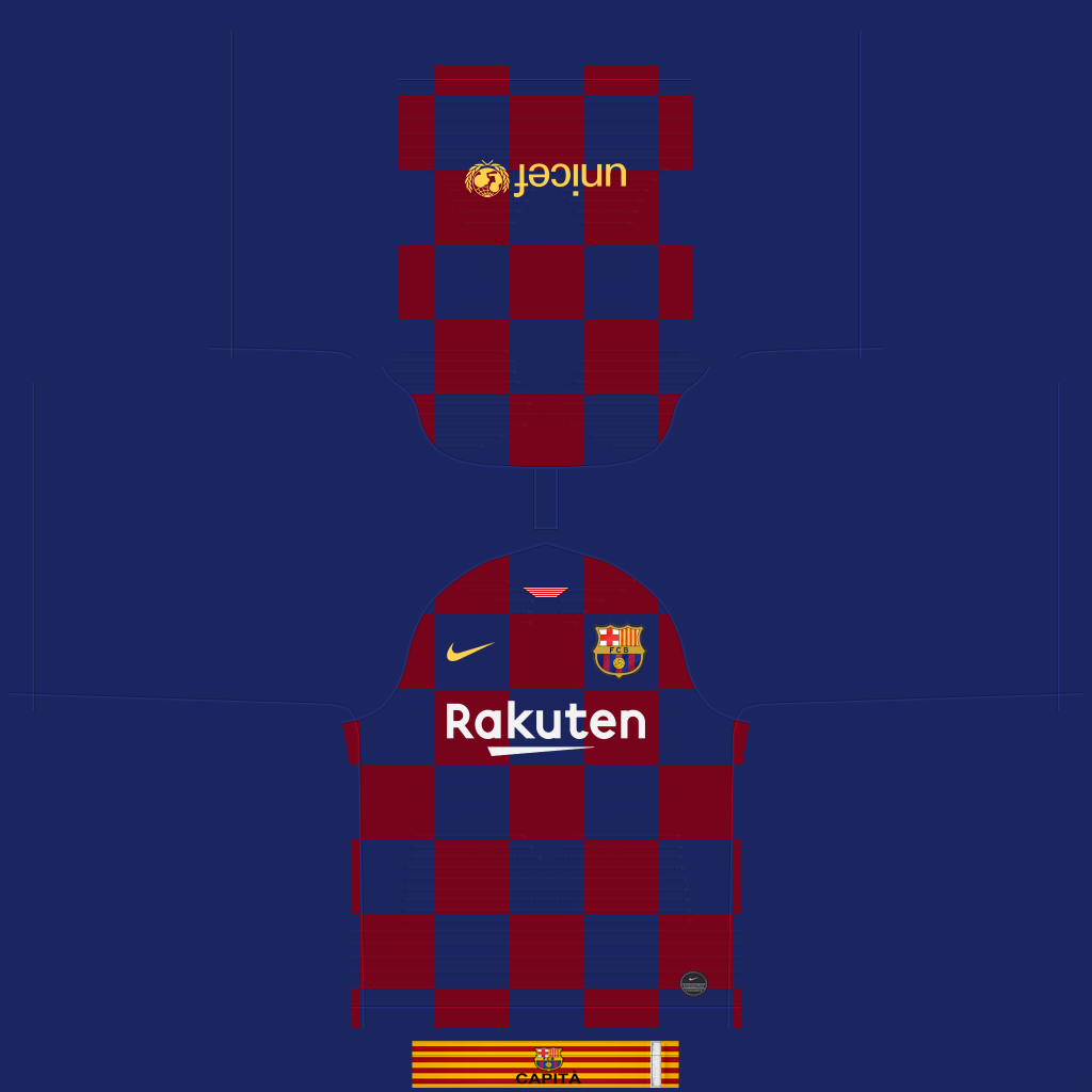 Kits | FC Barcelona | 2019/2020 (RX3 Added)
