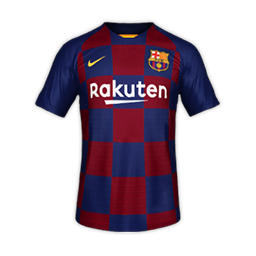 Barcelona Home MiniKit Kits FC Barcelona 2019 2020 RX3 Added