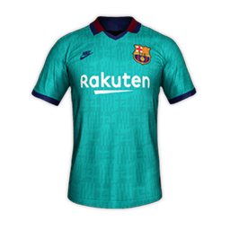 Barcelona Third MiniKit Kits FC Barcelona 2019 2020 RX3 Added