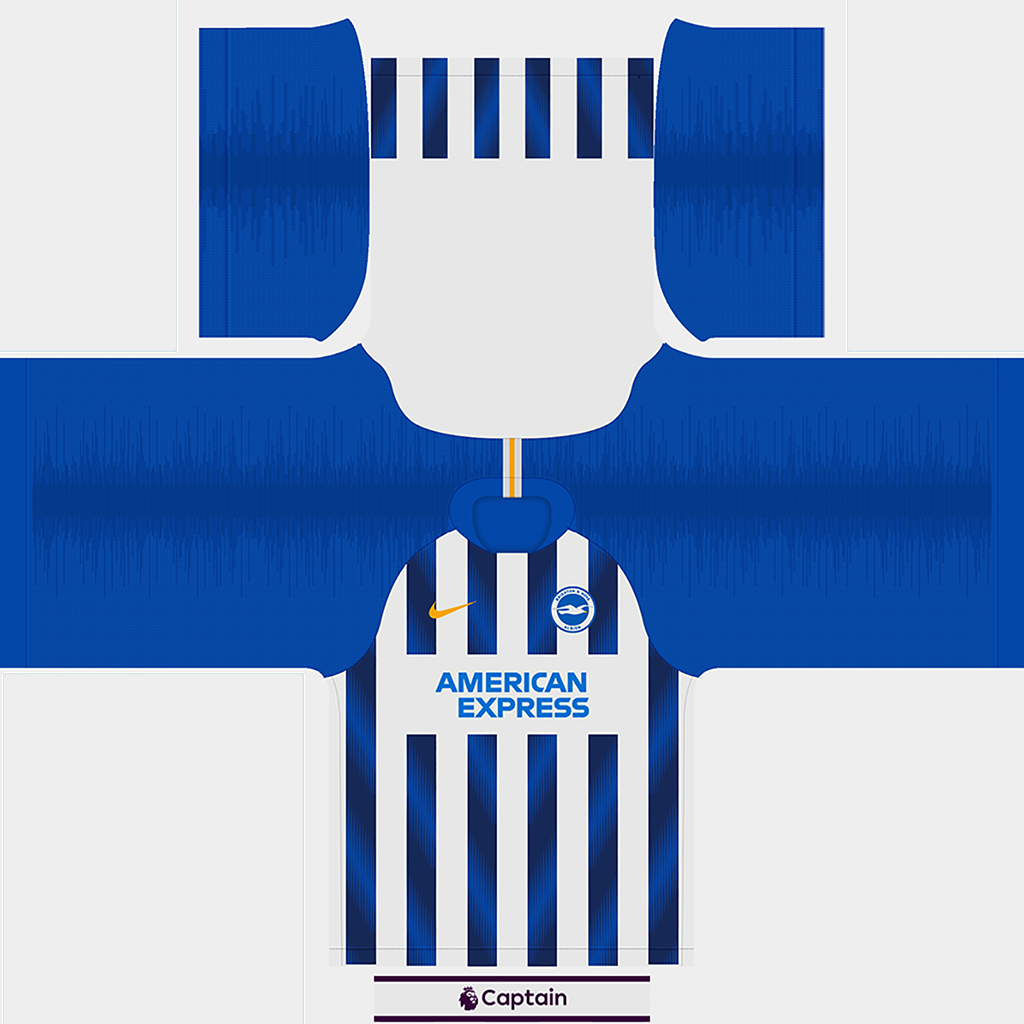 Kits | Brighton & Hove Albion | 2019/2020 (Updated)