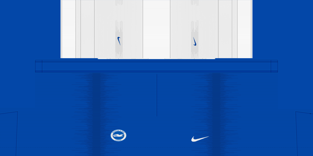 Brighton Hove Albion Shorts Home 1024x512 Kits Brighton 038 Hove Albion 2019 2020 Updated