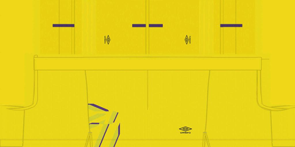 Burnley GK Third Shorts Kits 8211 Burnley 8211 19 20 RX3 GK Kits Added