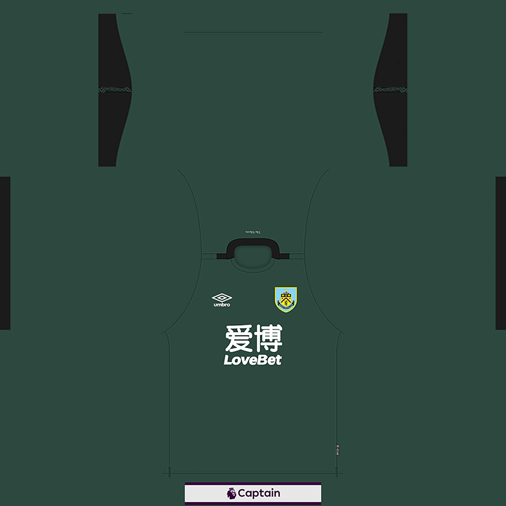Burnley Shirt Third Kits 8211 Burnley 8211 19 20 RX3 GK Kits Added