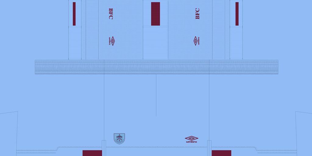 Burnley Shorts Away Kits 8211 Burnley 8211 19 20 RX3 GK Kits Added