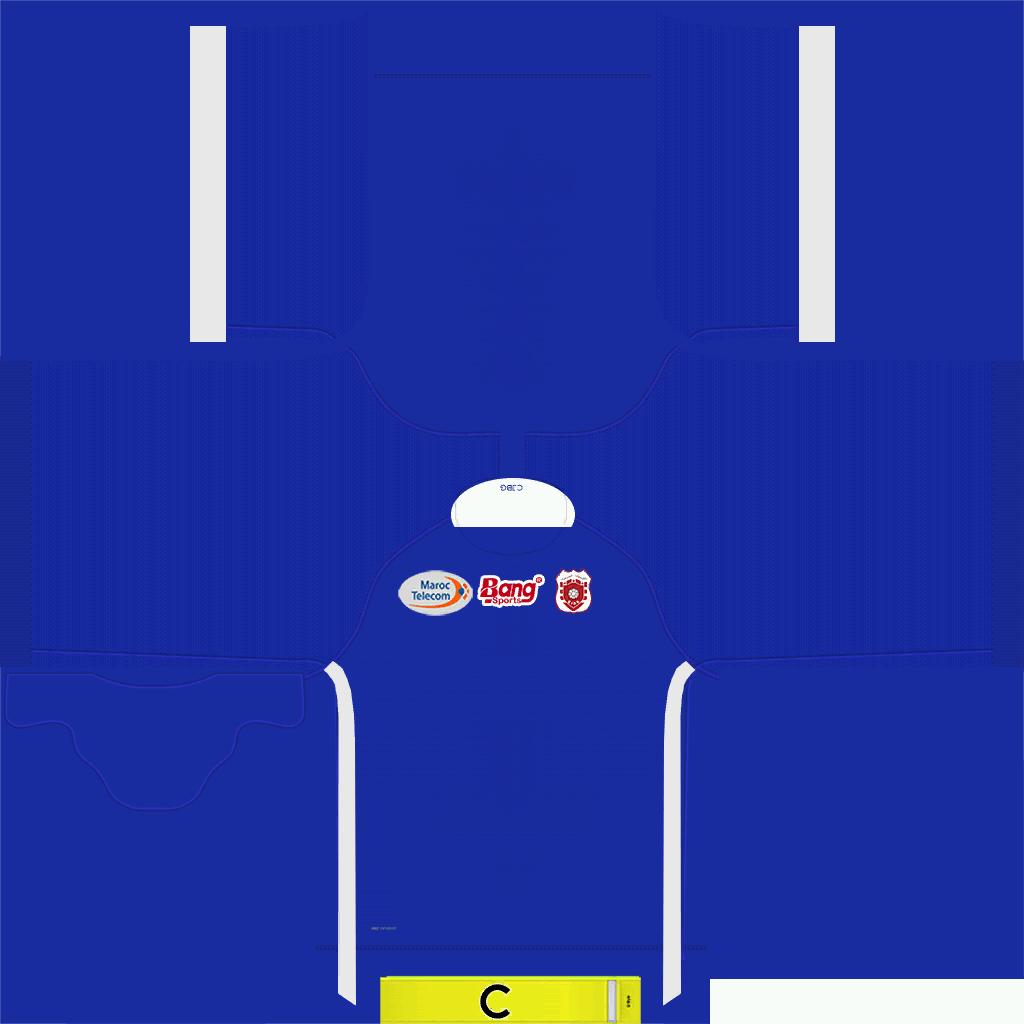 CJBG 2 Kits Chabab Ben Guerir 2019 2020