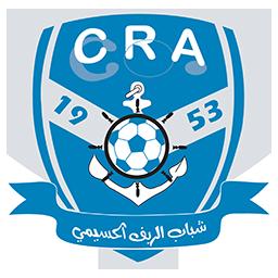 CRA Chabab Rif Al Hoceima Logos Botola 1 038 2