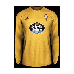 Celta De Vigo GK MiniKit Kits Celta De Vigo 2019 2020