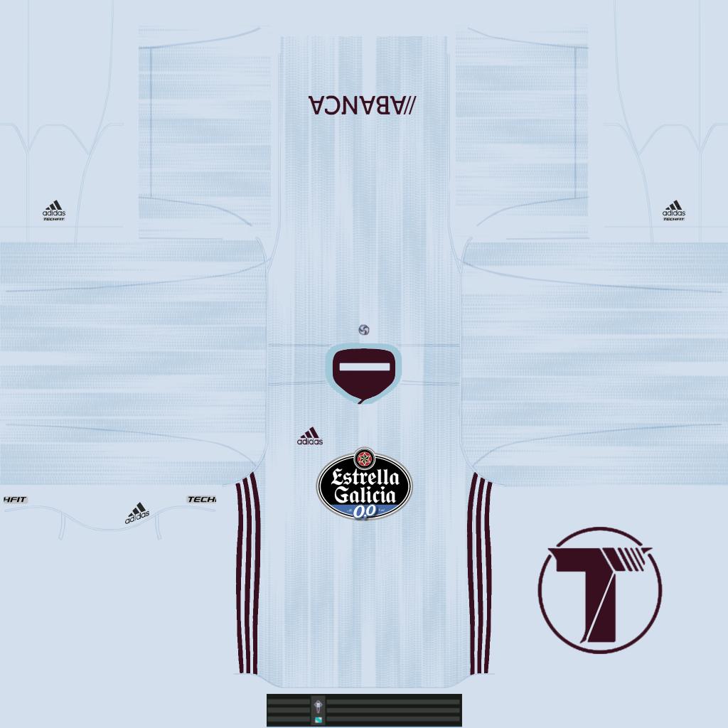 Kits | Celta de Vigo | 2019/2020