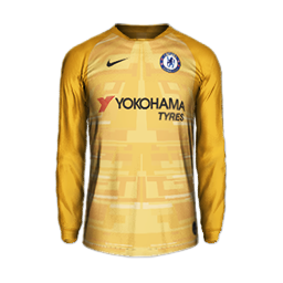 Chelsea Minikit GK Kits 8211 Chelsea 8211 19 20 RX3 GK Kits Added