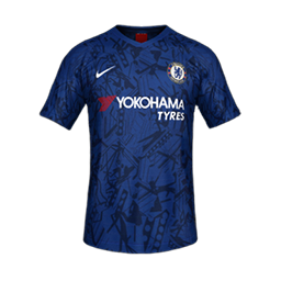 Chelsea Minikit Home Kits 8211 Chelsea 8211 19 20 RX3 GK Kits Added