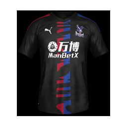 Crystal Palace Minikit AWAY Kits Crystal Palace 2019 2020 Updated