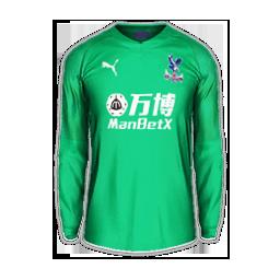 Crystal Palace Minikit GK Kits Crystal Palace 2019 2020 Updated