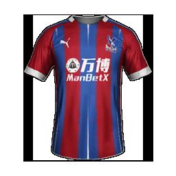 Crystal Palace Minikit HOME Kits Crystal Palace 2019 2020 Updated