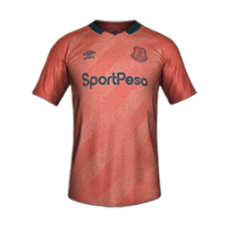 Everton Minikit AWAY Kits 8211 Everton 8211 19 20 RX3 GK Kits Added