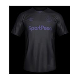 Everton Minikit THIRD Kits 8211 Everton 8211 19 20 RX3 GK Kits Added