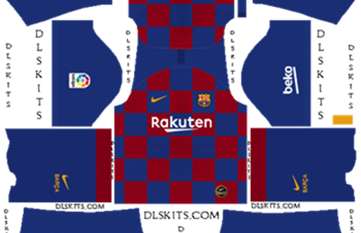 official photos d3df3 90916 DLS | FC Barcelona Kits & Logos | 2019/2020 – DLS Kits ...