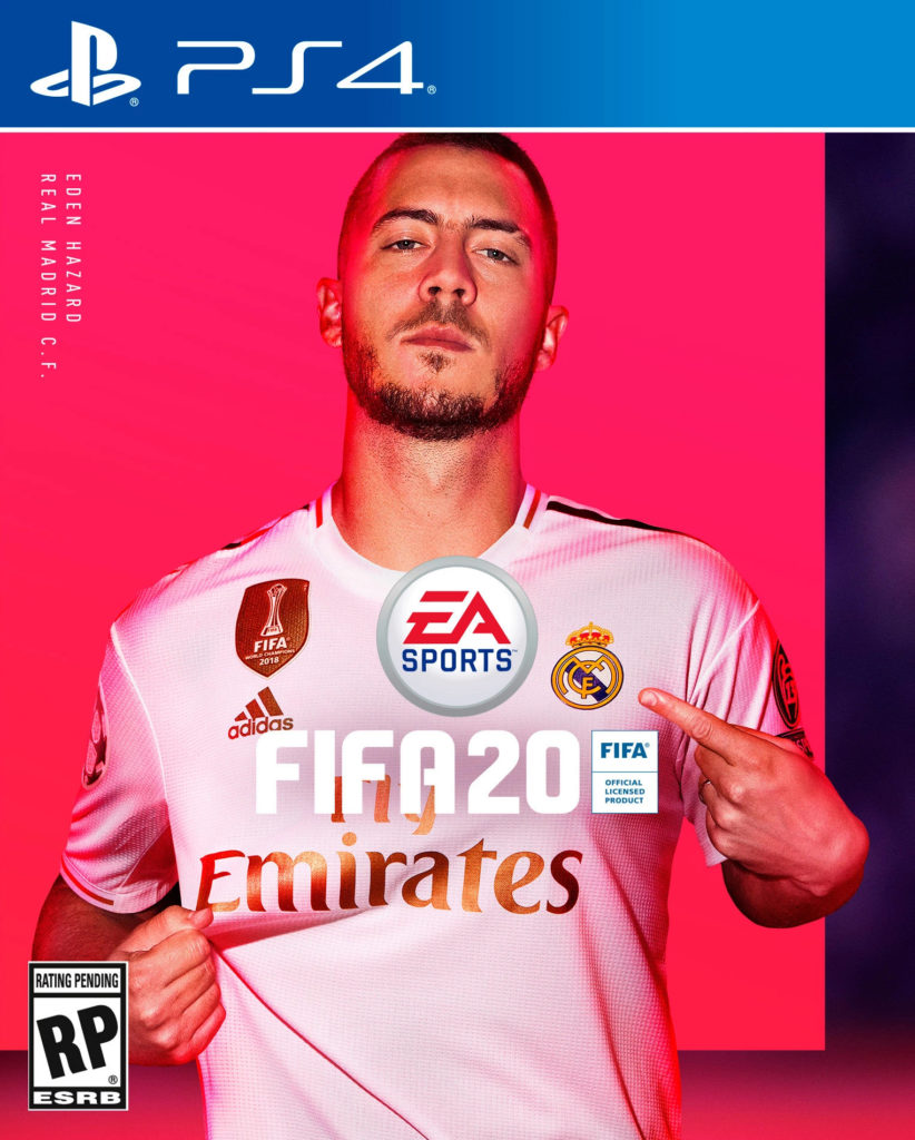 FIFA 20 Hazard 822x1024 FIFA 20 Release Date Price The Demo And The New Features